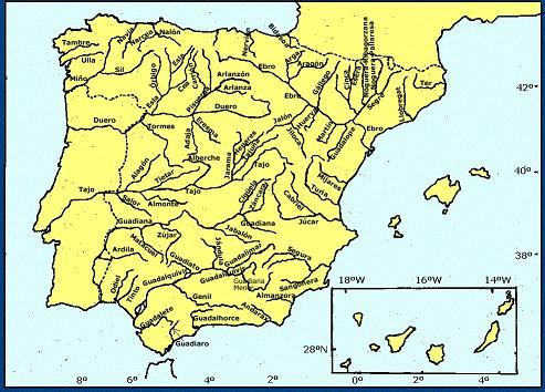 Tema 1 El Marco Natural De España